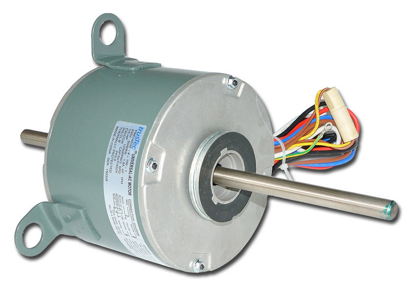 AC Universal Air Conditioner Fan Motor 220V 180W With Double Shaft