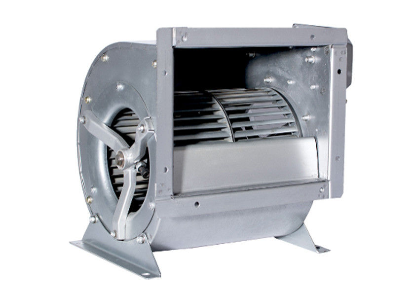 Double Inlet Centrifugal Blower , Volute Air Conditioning Centrifugal Fan