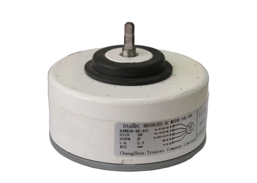 split dc indoor unit fan motor, 310V resin packing bldc motor