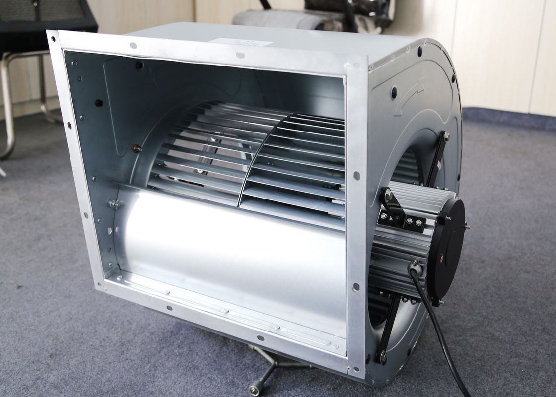 SYZ15-15 380V 3 Phase Double Inlet Centrifugal Blower , Volute Air Conditioning Centrifugal Fan