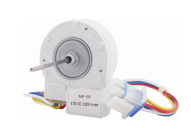 Çin ZW58 micro refrigeration dc electric motor, cold room cooling fan motor Fabrika