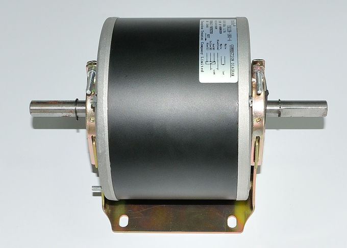 single phase capacitor 120W fan motor for heavy duty electric heated air curtains